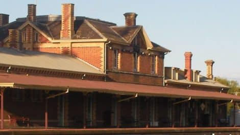 Stawell Railway Station Gallery