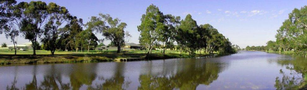 Wimmera River Map Fishing Amp Camping Victoria