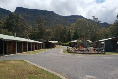 Halls Gap Log Cabins-13