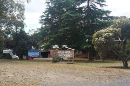 Halls Gap Log Cabins-14