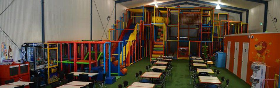 Kids Capers Play Cafe
