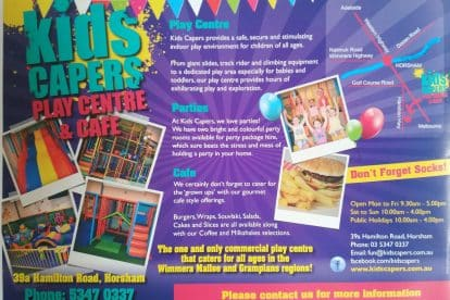 Kids Capers Play Centre-03