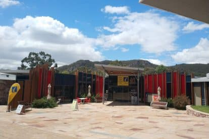 Halls Gap Visitor Information Centre-01