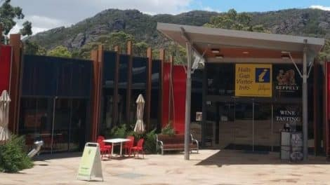 Halls Gap Visitor Information Center