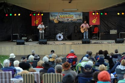 Horsham Country Music Festival 1