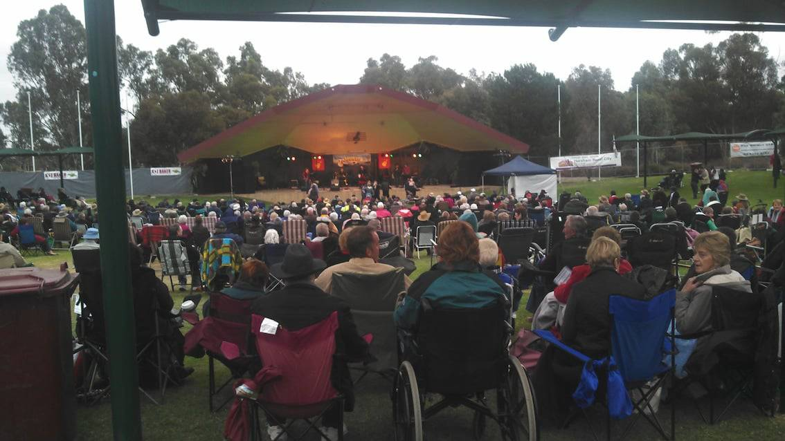 Horsham Country Music Festival 5