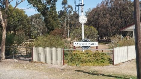 Sawyer Park Miniature Railway