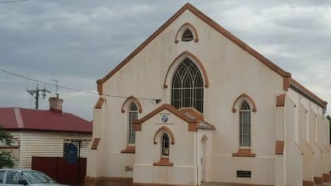 St Peters Lutheran Church