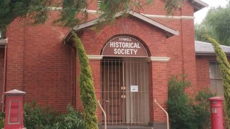 Stawell Historical Society